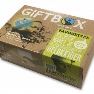 fairttrade giftbox favourites
