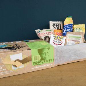 fair trade giftbox favourites