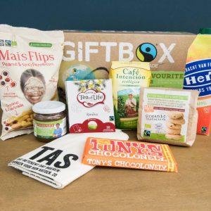 fairtrade giftbox favourites