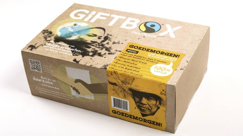 fairtrade giftbox goedemorgen