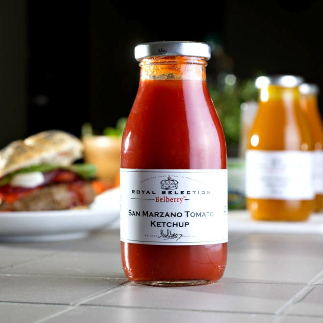 belberry ketchup