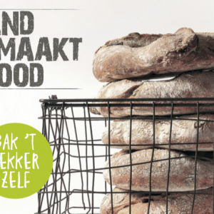 handgemaakt brood borrel
