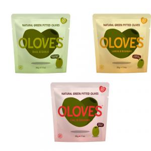 oloves olijven 3-pack