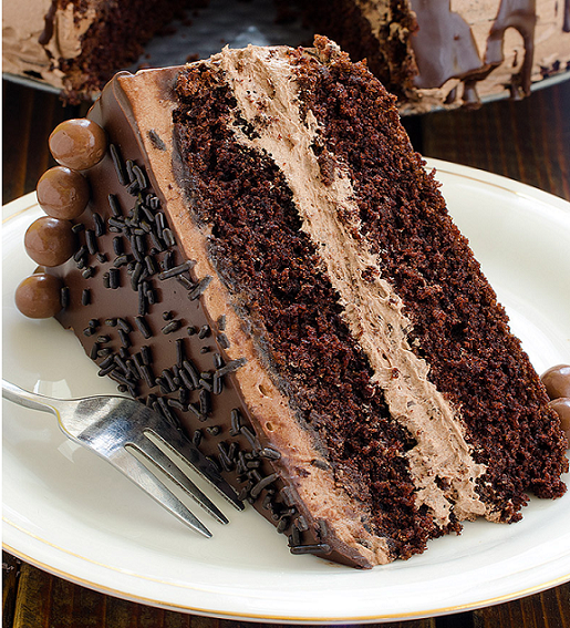 double chocolate layer cake 2