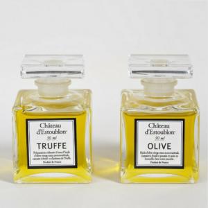 setje olijfolie en truffelolie