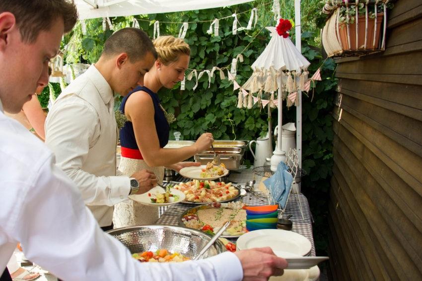 buffet organiseren ideaalcatering