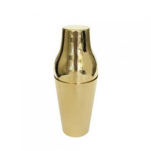 cocktailshaker gold