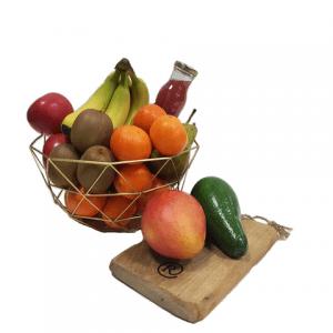 het fruithuis luxe fruitmand