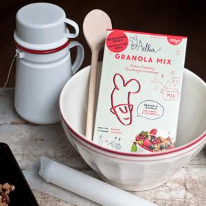 granola mix van arthur
