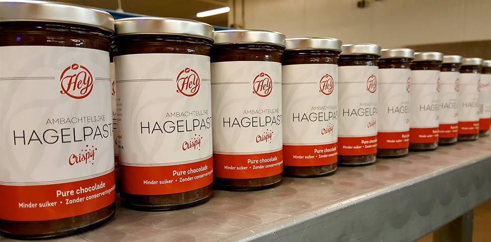 What's new? Hagelpasta!