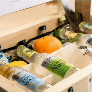 gin tonic fever-tree giftbox