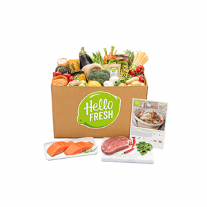 HelloFresh Originalbox