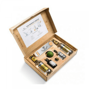 Monkey 47 & Sipsmith Gin tonic box