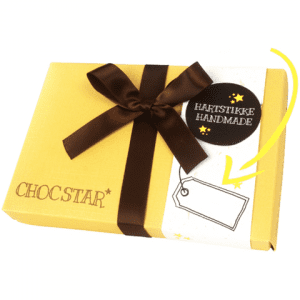 Witte Chocoladeletter