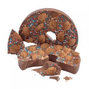sinterklaas chocoladeletter
