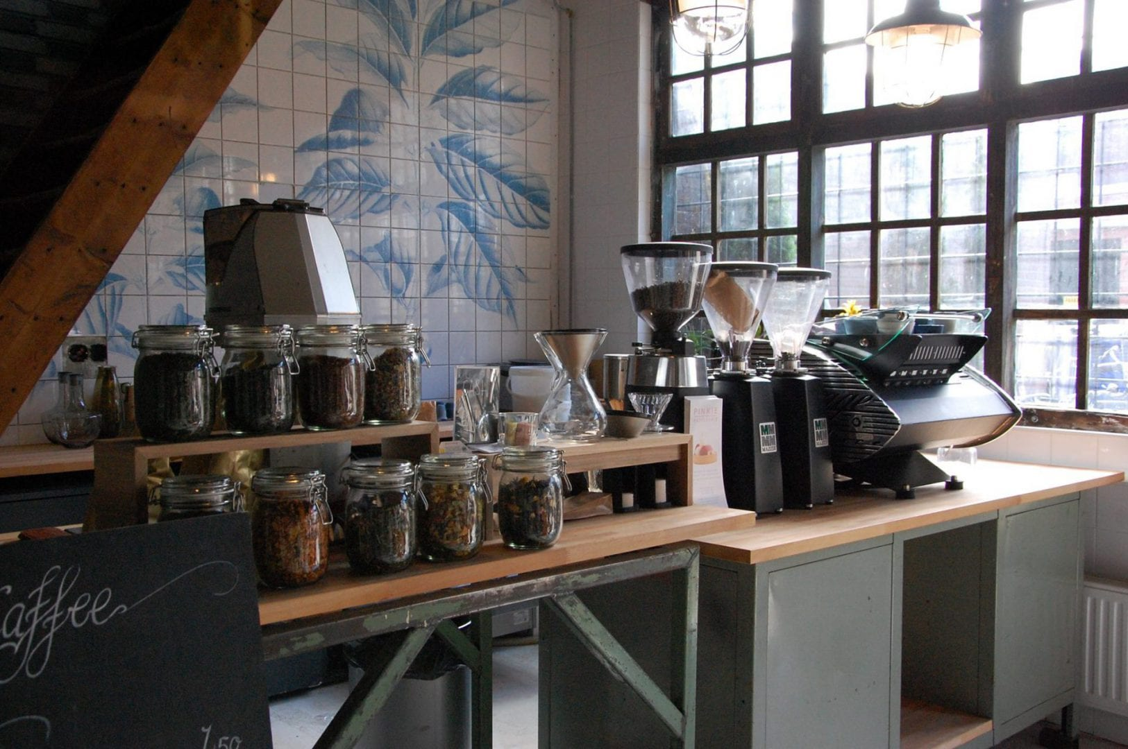 Koffie Hotspot BeanBrothers Eindhoven