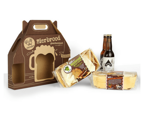 Bierbrood geschenkset