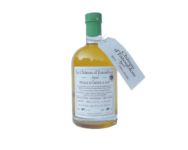 Biologische olijfolie Chateau d'Estoublon AOP