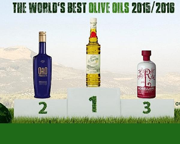 Venta del Baron olijfolie prijswinnaar