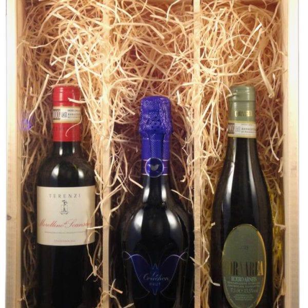 Wijnpakket Italie