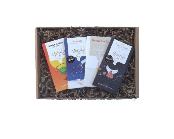 Chocolade proeverij pakket