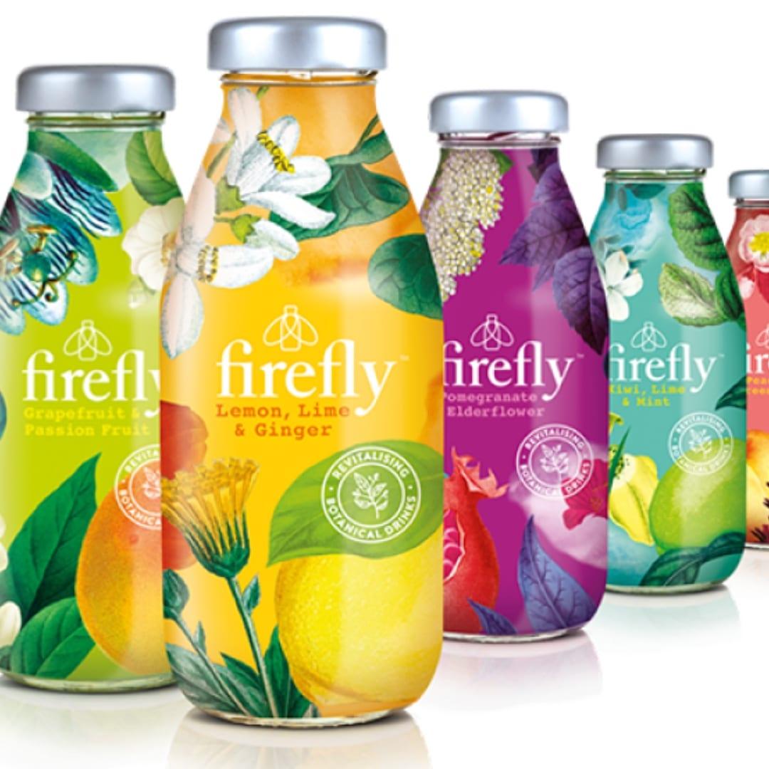 firefly drinks met een vleugje spirit
