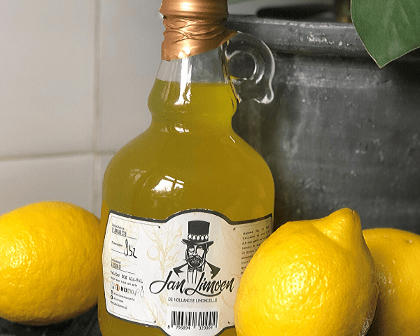 jan limoen limoncello