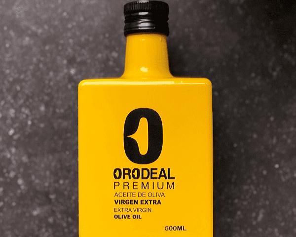 Orodeal extra vierge olijfolie