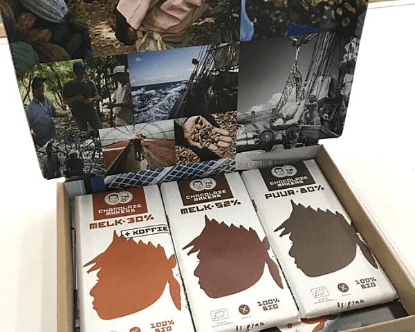 Chocolatemakers Awajun Pakket