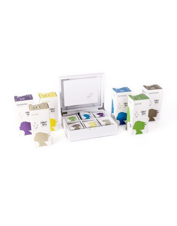 First Tea Premium line pakket